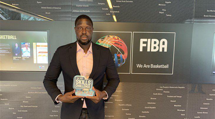 FIBA U17 Skills Challenge 2020 : la Guinée honorée par la FIBA à Mies en Suisse