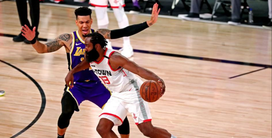 James Harden s'occupe des Lakers en menant Houston à une large victoire (1-0)