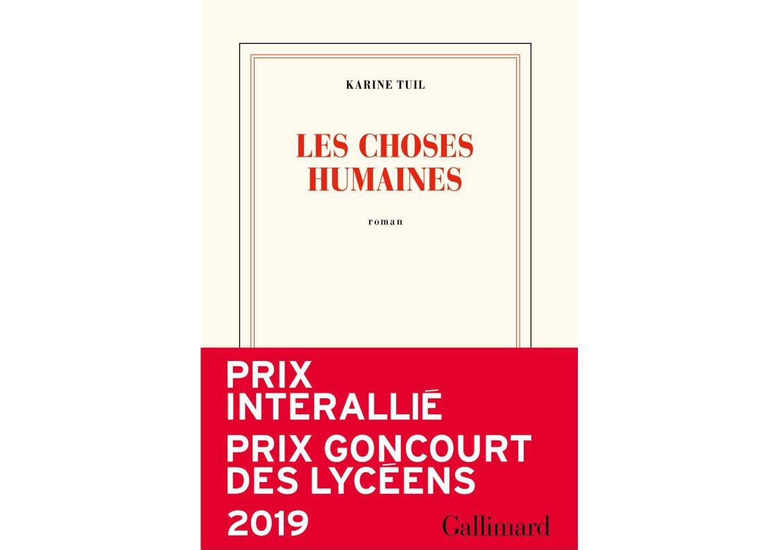 """""""Les Choses Humaines"""" de Karine Tuil, lu par Manon, 1G2"""