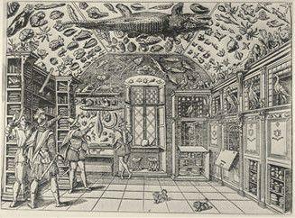 Ferrante Imperato, Dell Historia Naturale (Frontispice), 1599