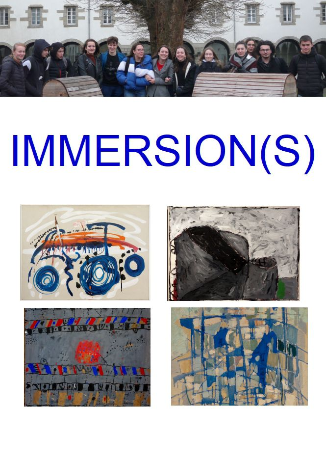 Immersion(s)