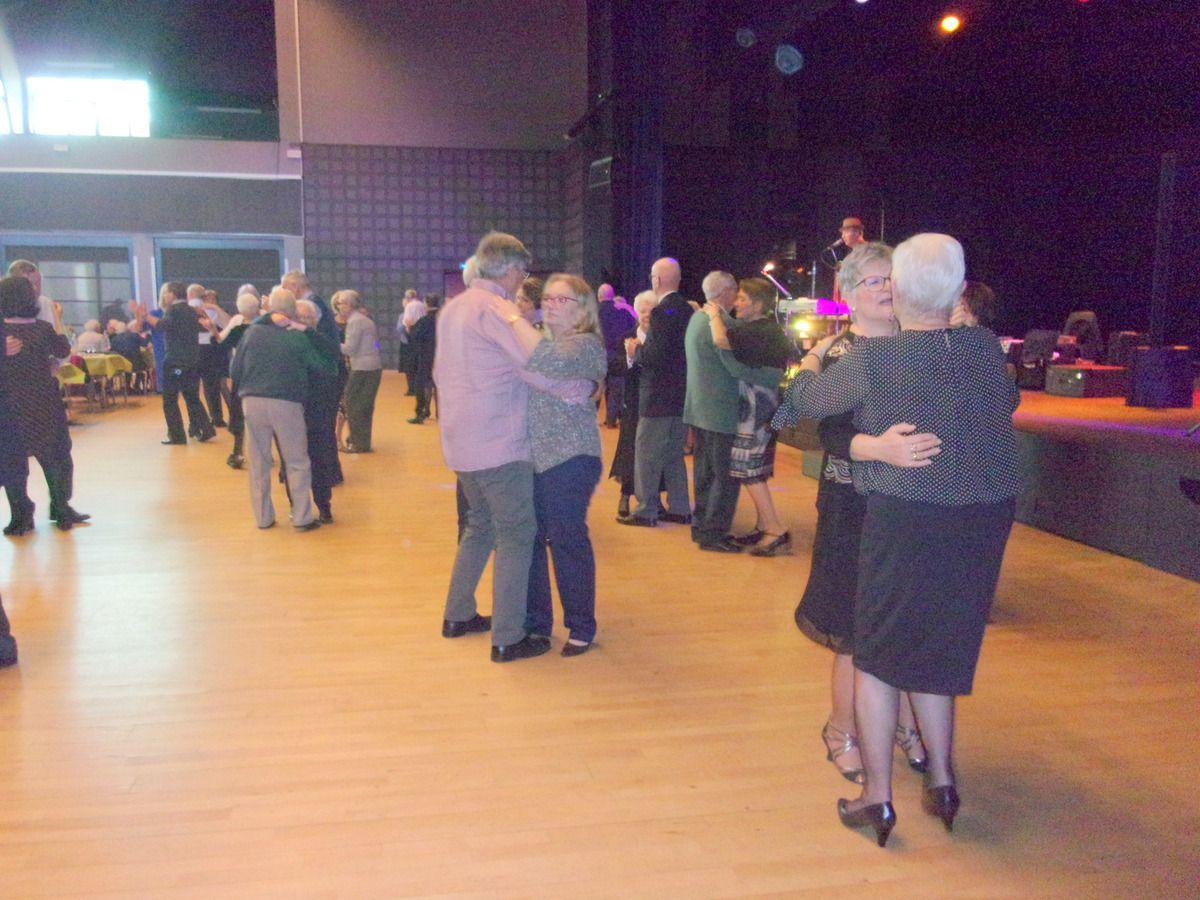 Repas dansant du 17 janvier 2019