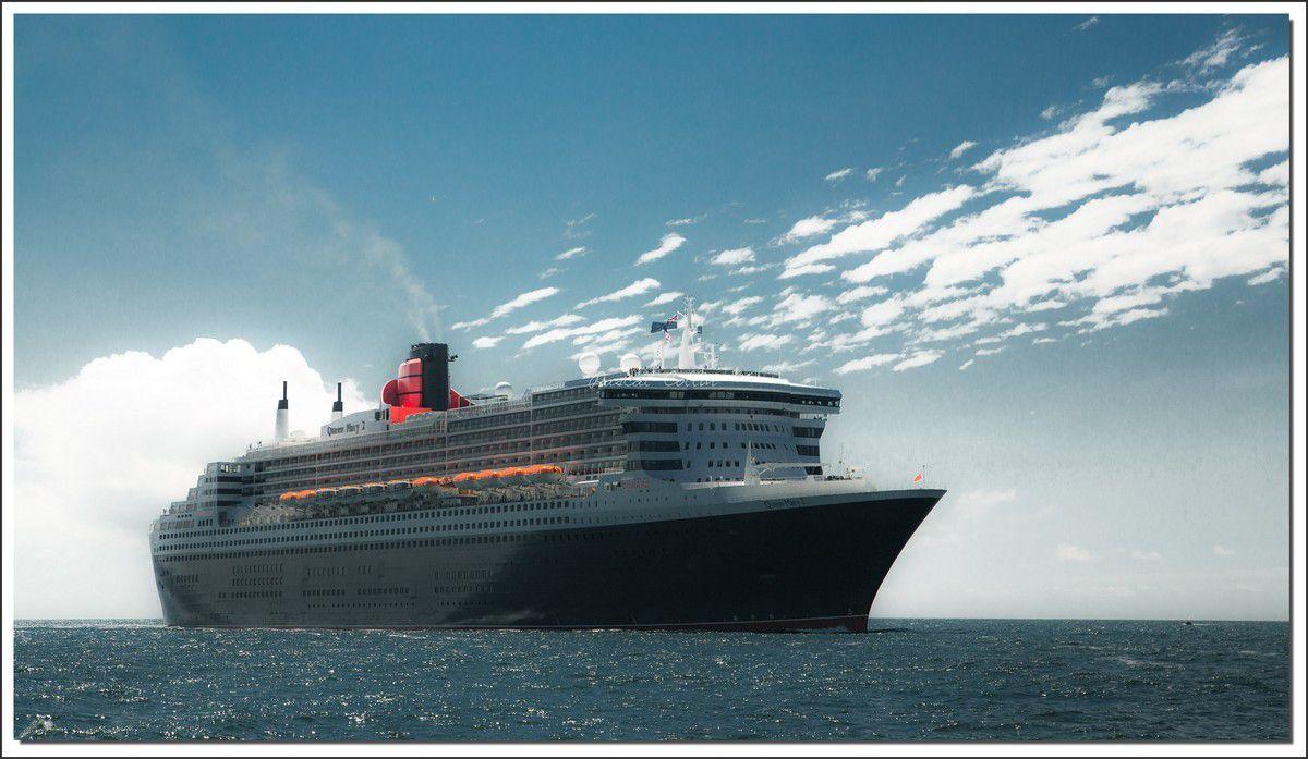 Le retour du Queen Mary 2