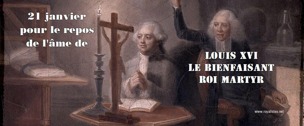 Sa Sainteté le Pape Pie VI sur l'assassinat du Roi Louis XVI le Bienfaisant