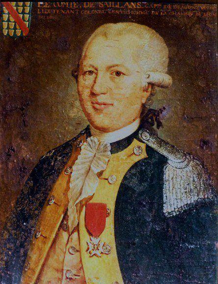 François-Louis de Saillans, premier héros de la Contre-Révolution
