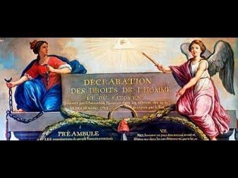 L'essence satanique de la révolution dite française