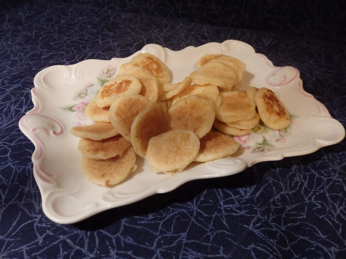 Blinis russe