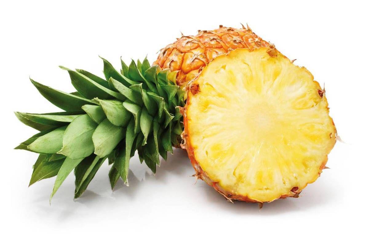 Recette autour d'un ingrédient #4 – Charlotte à l'ananas