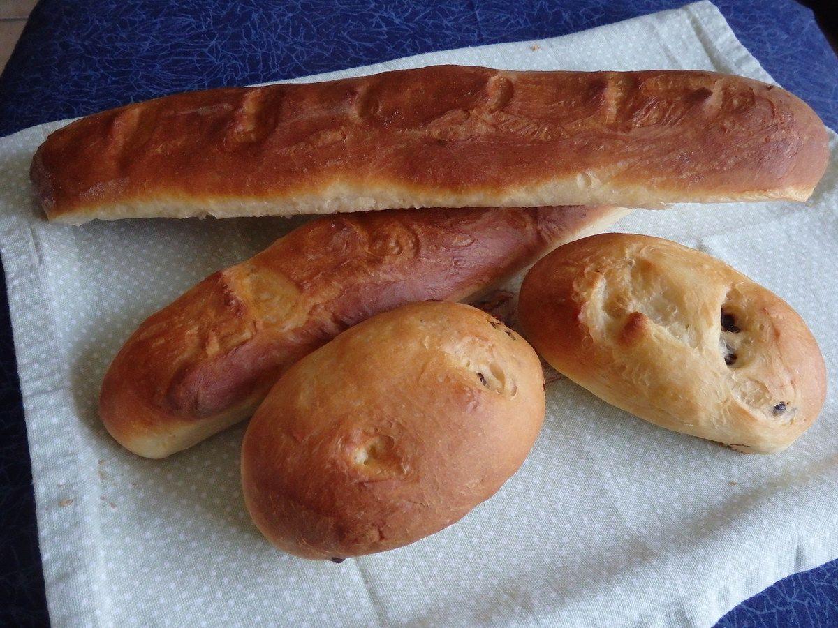 Baguettes viennoises (la recette parfaite)