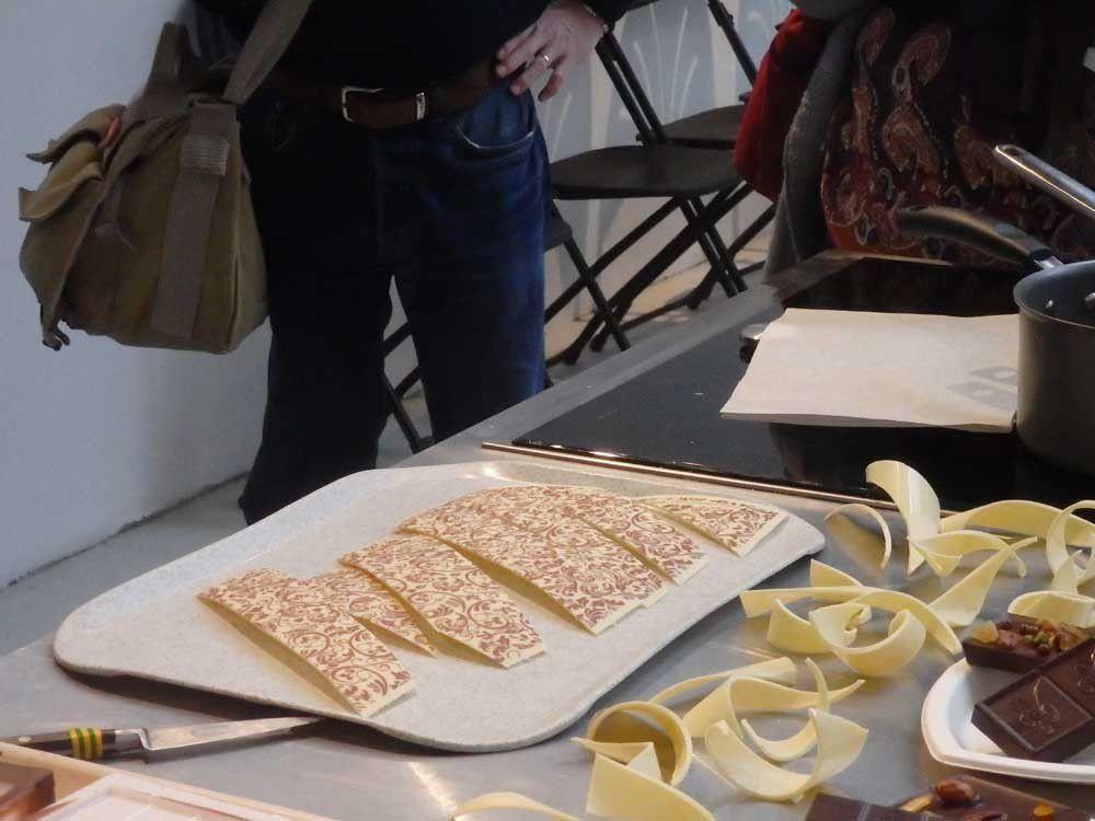 Une journée à Paris - Salon du blog Culinaire - 11 avril  2015
