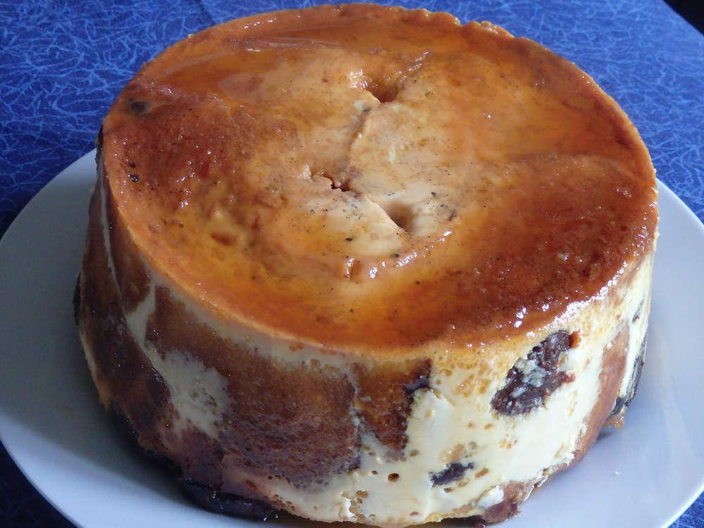 Coupétade ou pudding lozérien aux pruneaux