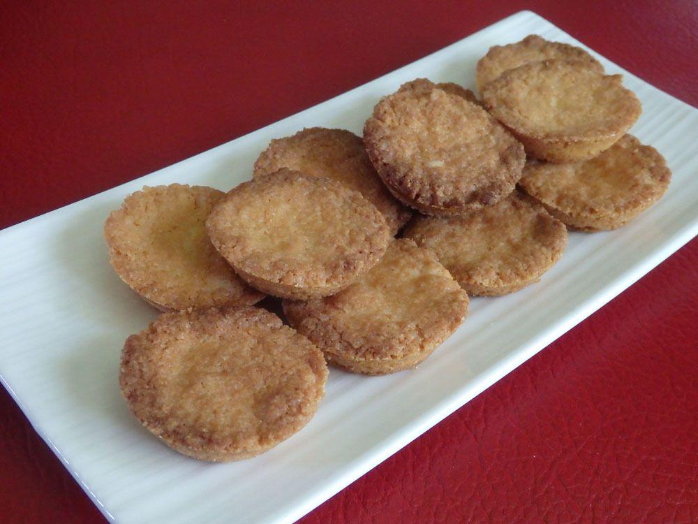 Petits gâteaux bretons