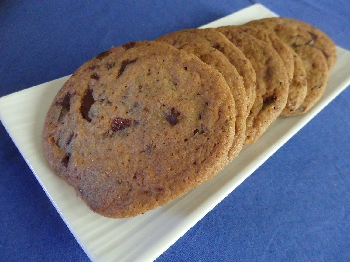 Cookies aux pépites de chocolat de l'atelier 750 grammes