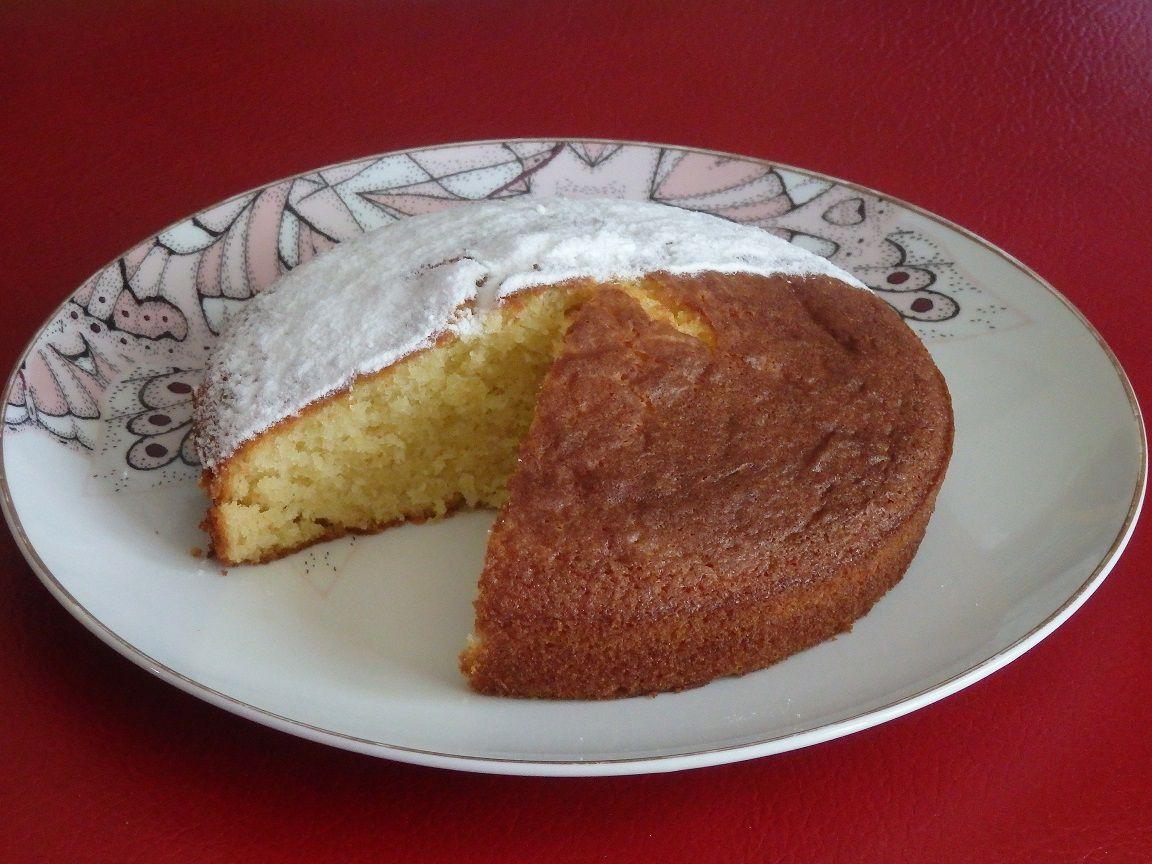 Gâteau rapide à la vanille