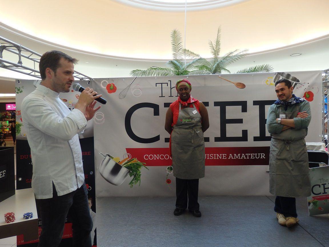 Les résultats du premier concours de cuisine amateur de Villabé