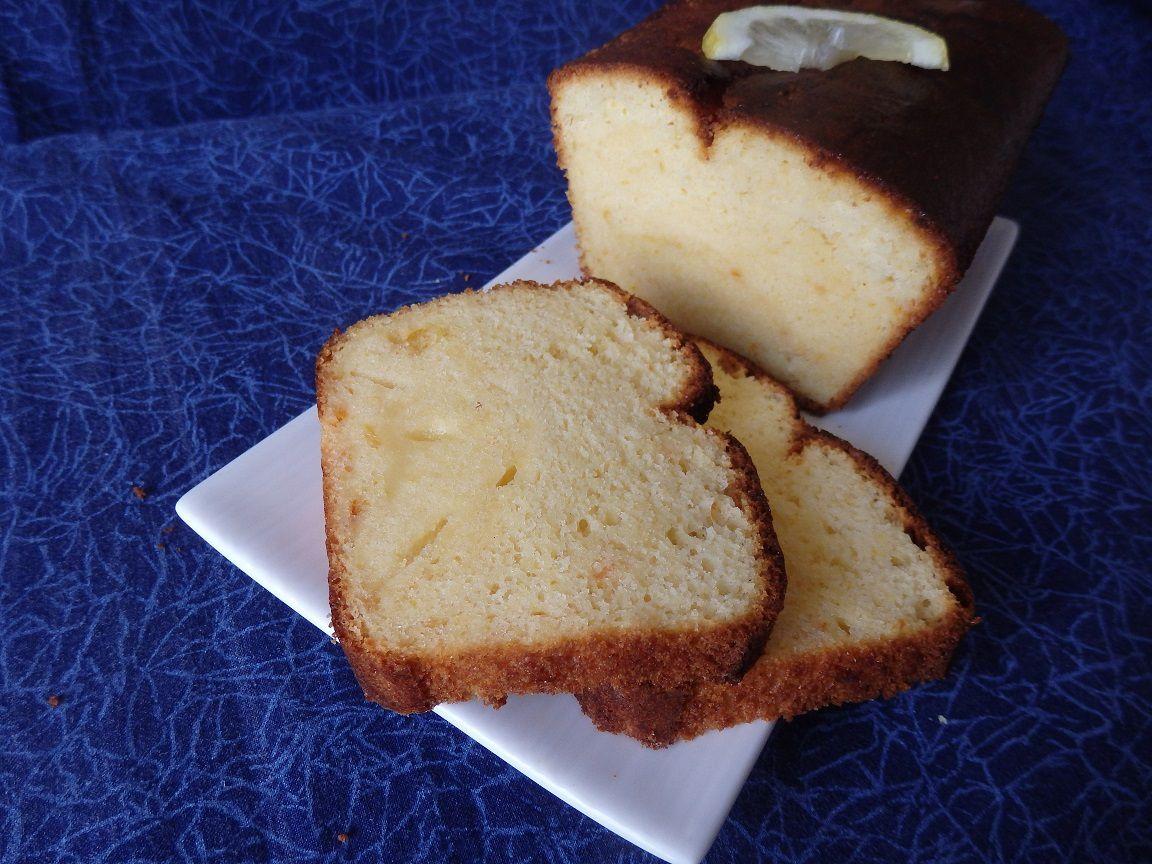 Cake au confit d'agrumes – recette autour d'un ingrédient #25