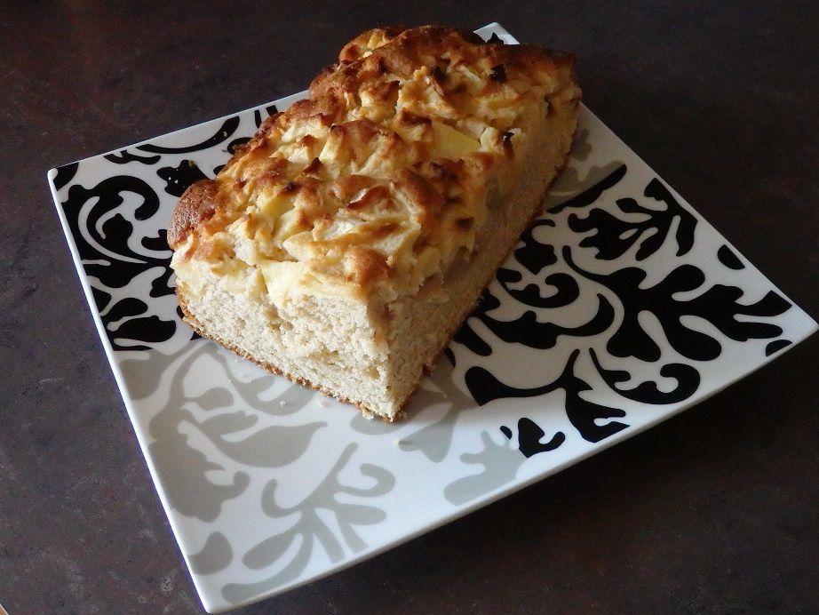 Eplekake gâteau aux pommes norvégien