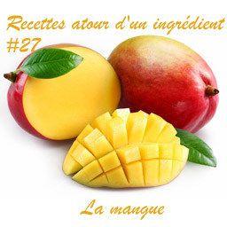 Recette autour d'un ingrédient #27 -  Pavlova au curd de mangue en duo