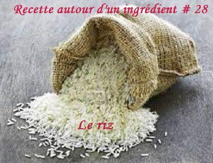 Tarte au riz de Verviers – recette autour d'un ingrédient #28