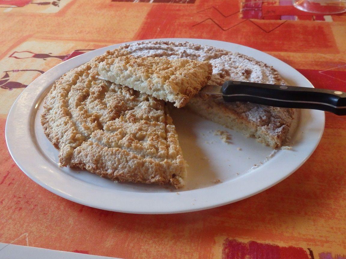 Le macaroné du Poitou