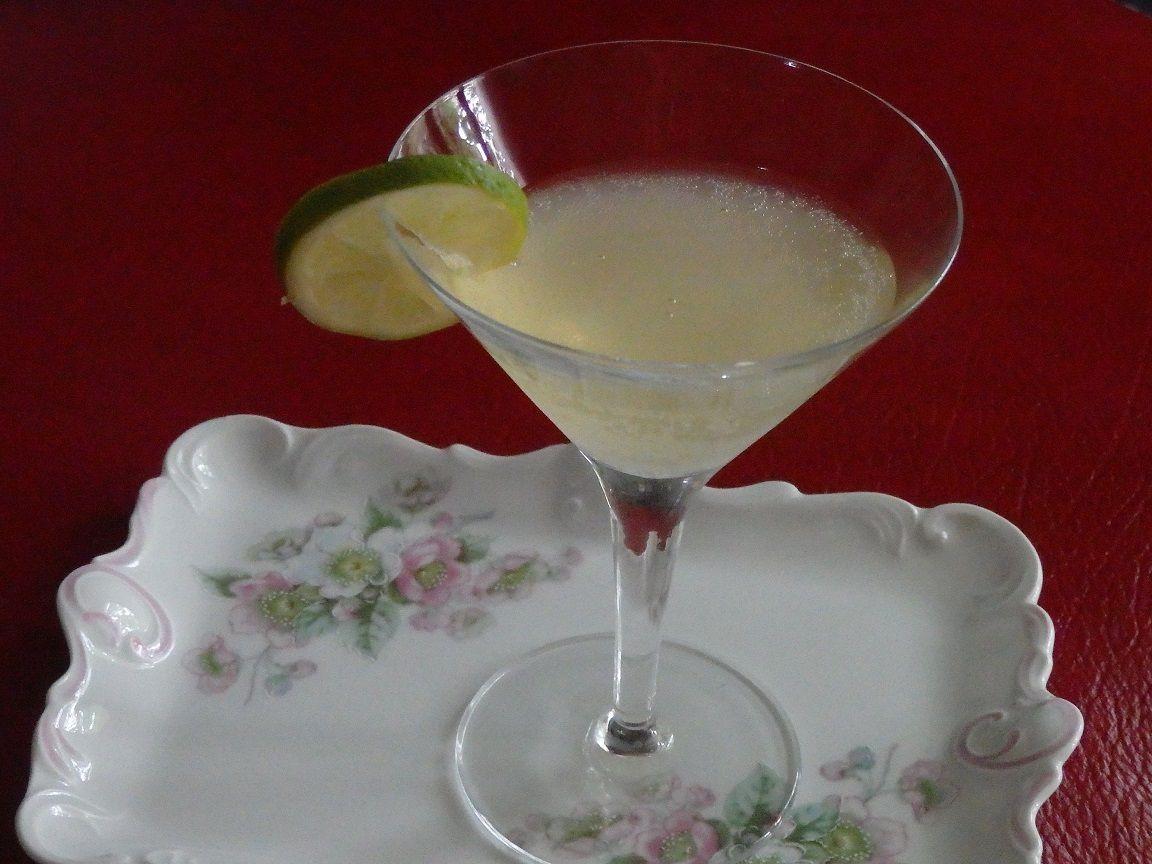 Cocktail « Limoncello spritz au Crémant d'Alsace »