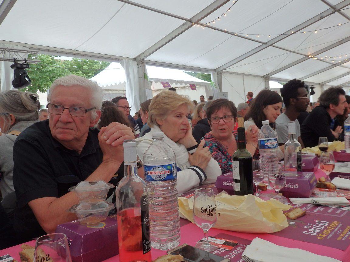 Lot of Saveurs du 30 juin au 02 juillet à Cahors - 1 ere partie