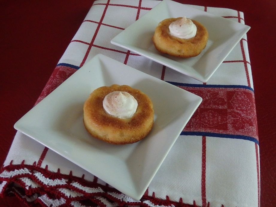 Hoops pomme cannelle