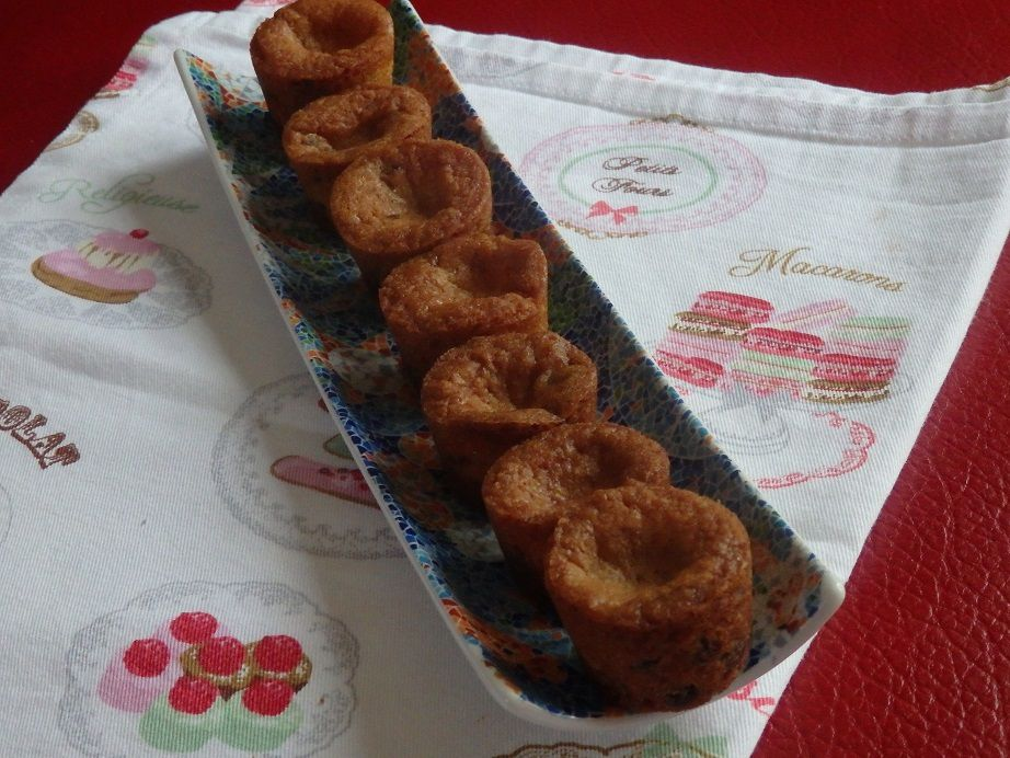 Cookies façon muffins