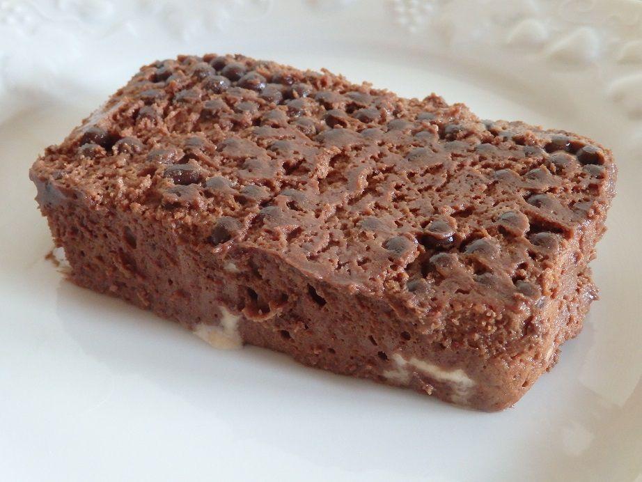 Terrinette au chocolat et nougat