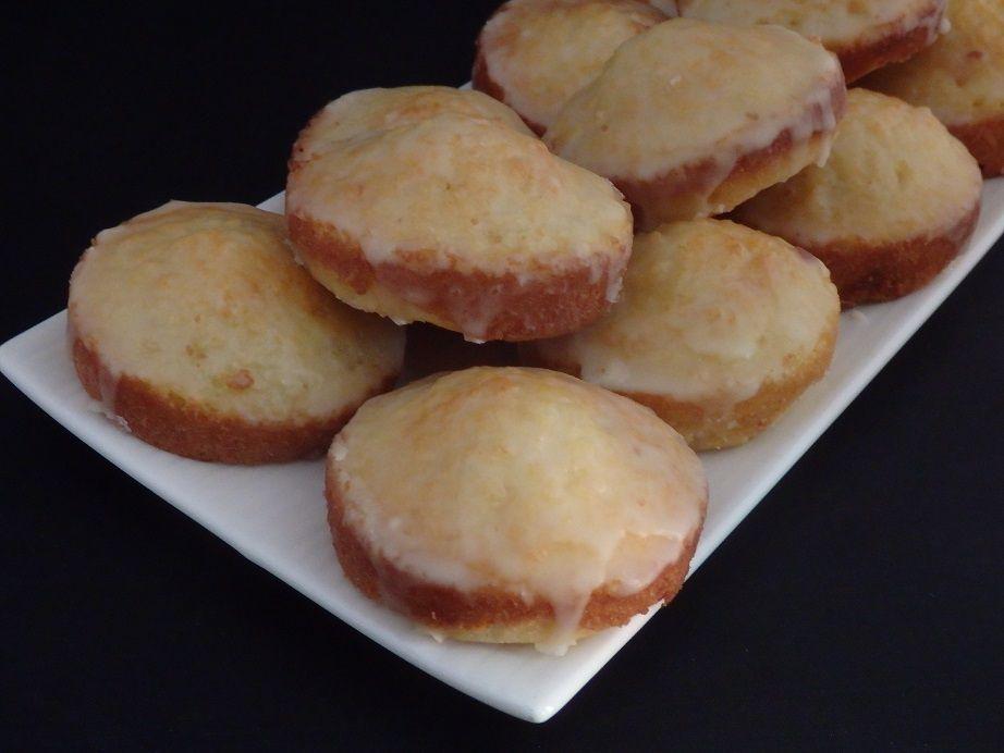 Mini gâteaux nantais