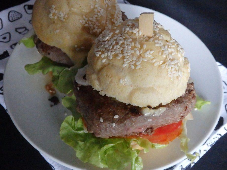 Burger mini foot