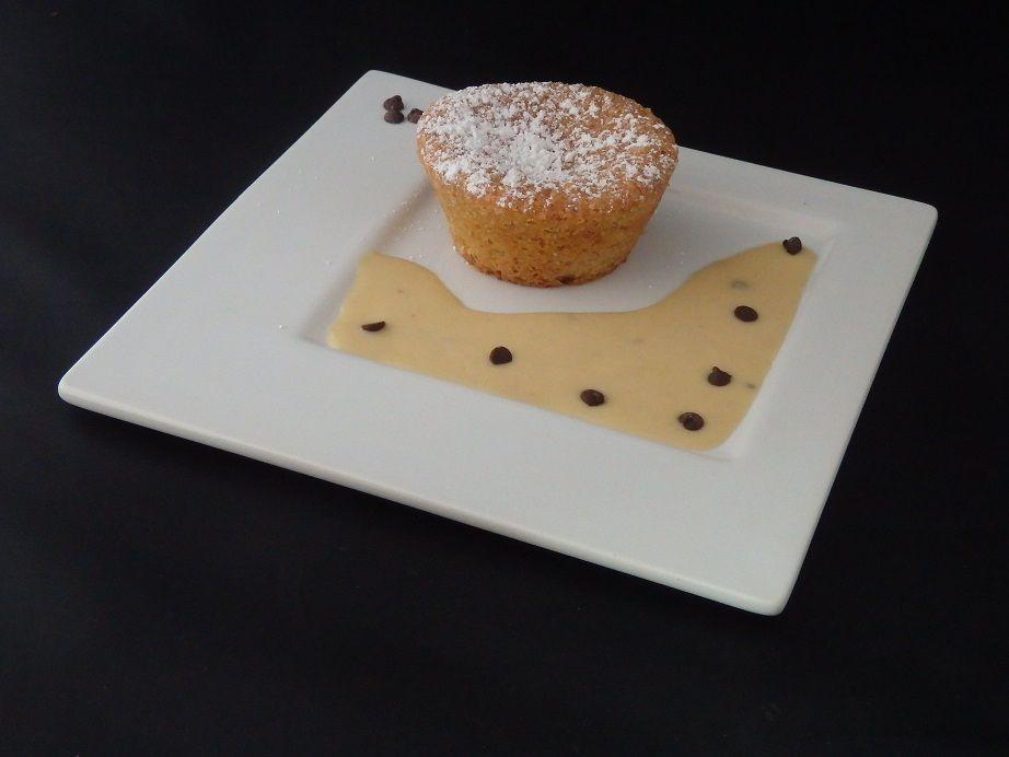 Gâteau creusois et sa crème  pralinée