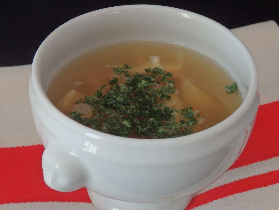 Frittatensupe, soupe autrichienne