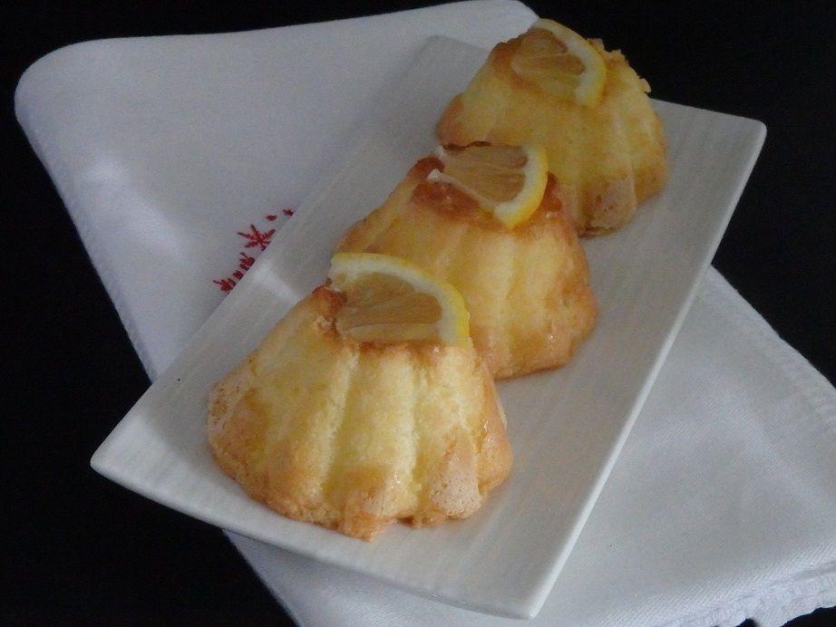 Biscuits de Savoie au Limoncello