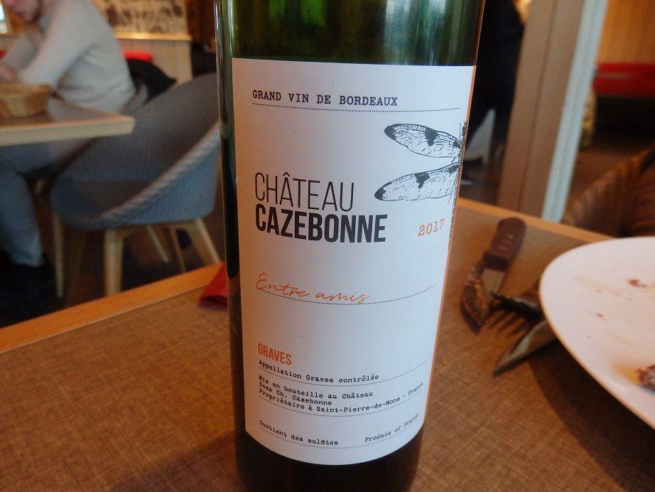Le vin est à déguster avec modération