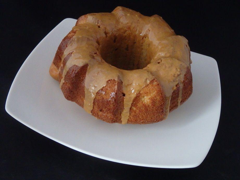 Bundt cake au café
