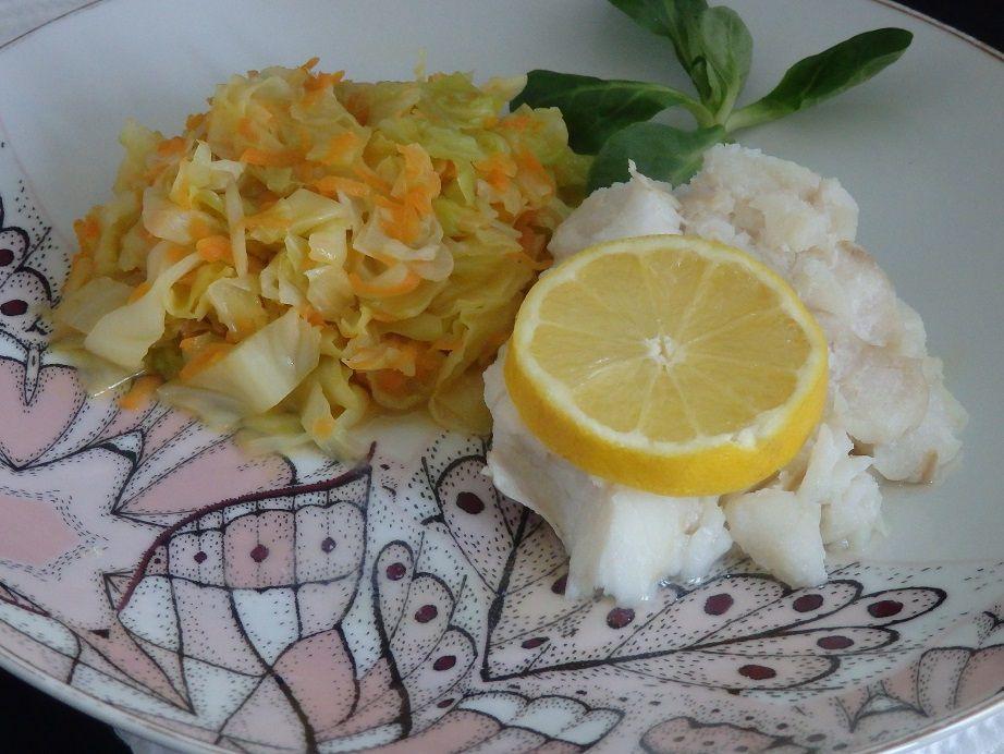 Poêlée de chou et de carottes