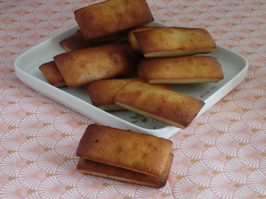 Financiers au sarrasin