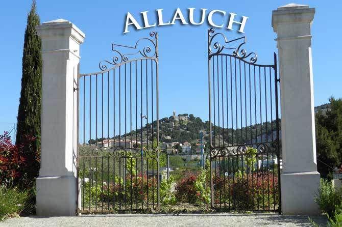 Rando culturelle autour d'Allauch...