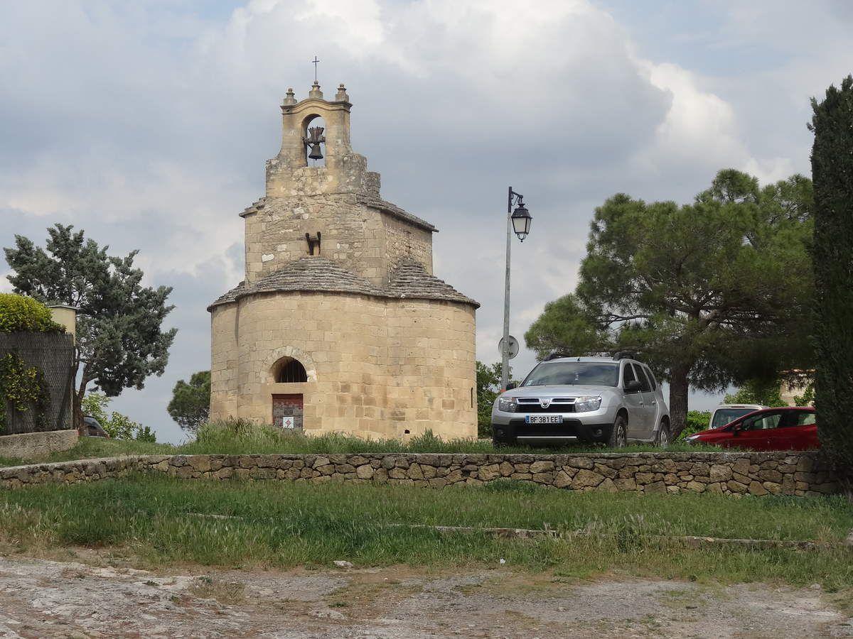 chapelle du Saint Sepulcre