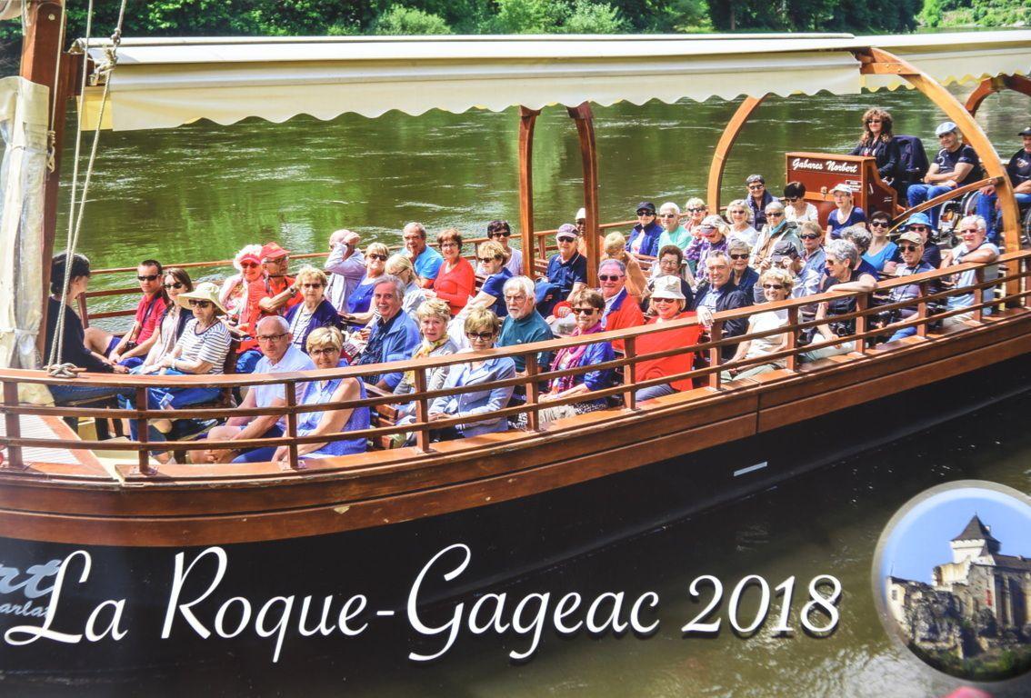 Périgord Jour 3 Sarlat-Roche Gageac
