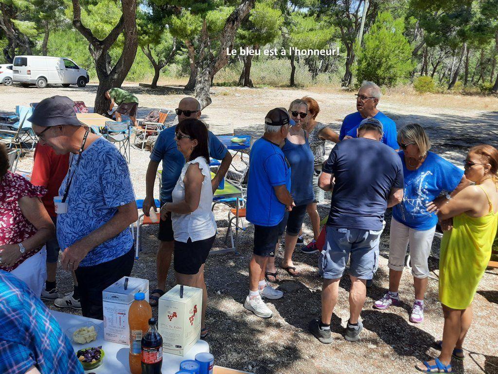 Rando de Retrouvailles 22 juin 2020-Ste Croix