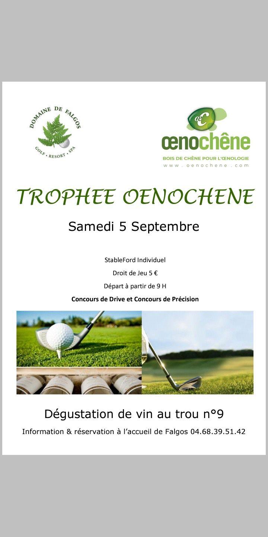 Compétition OENOCHENE