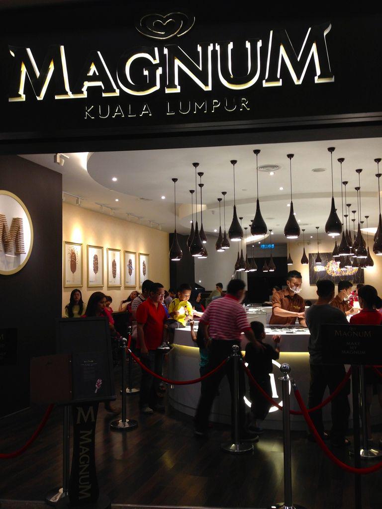 La Magnum Manie
