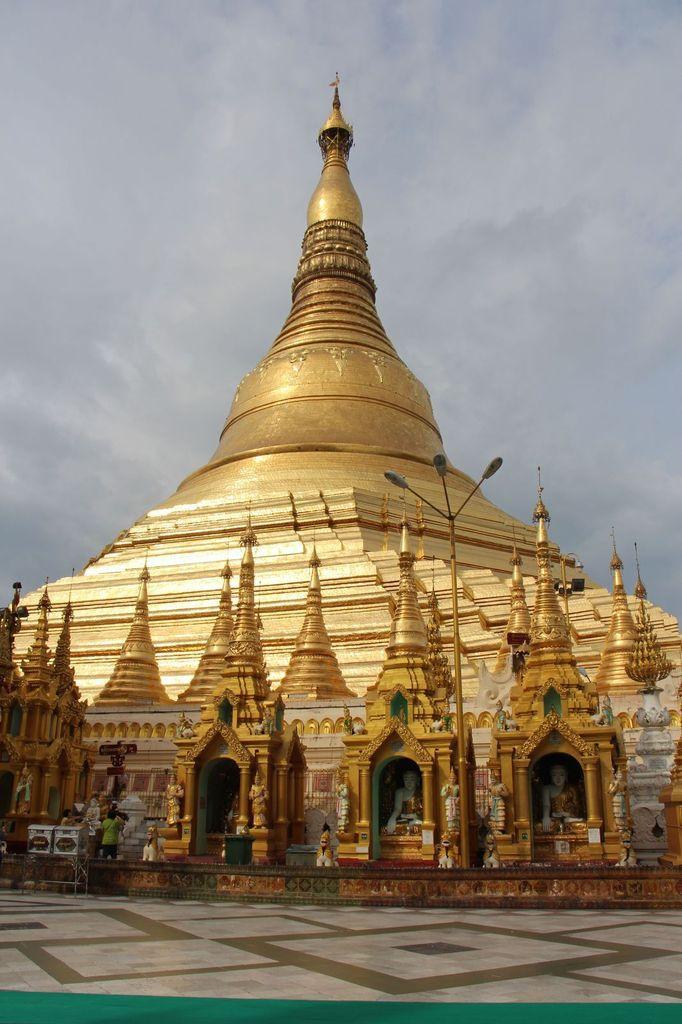 Birmanie, plein les yeux !