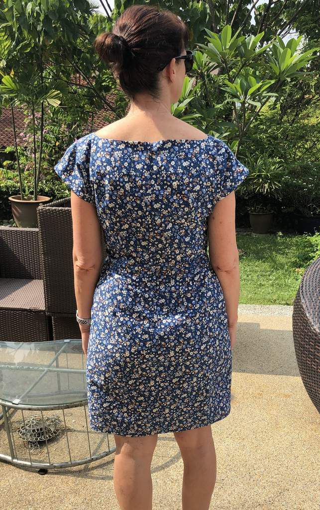 La robe de la Niaiseuse