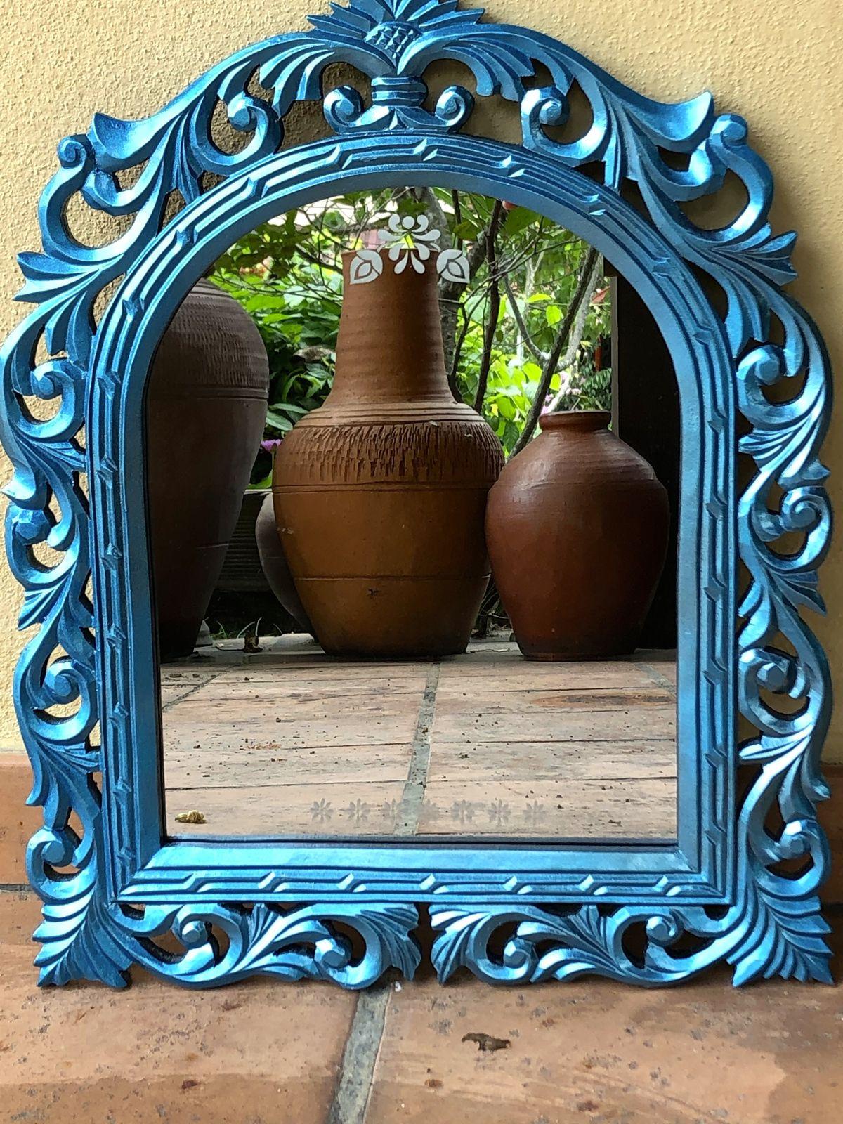 Miroir, miroir, qui des deux est le plus beau?