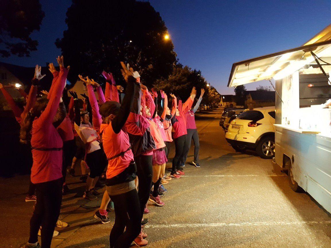 4ème édition de la Women's night running ACGV
