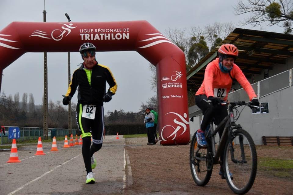 Run and Bike Pont-à-Mousson 3/02.
