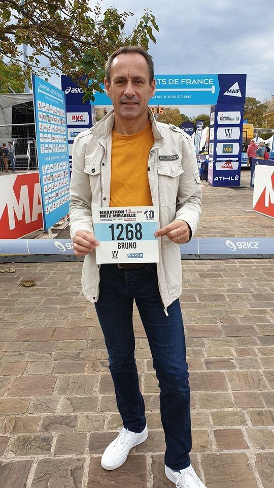 25 marathons, un compte rond !!!!